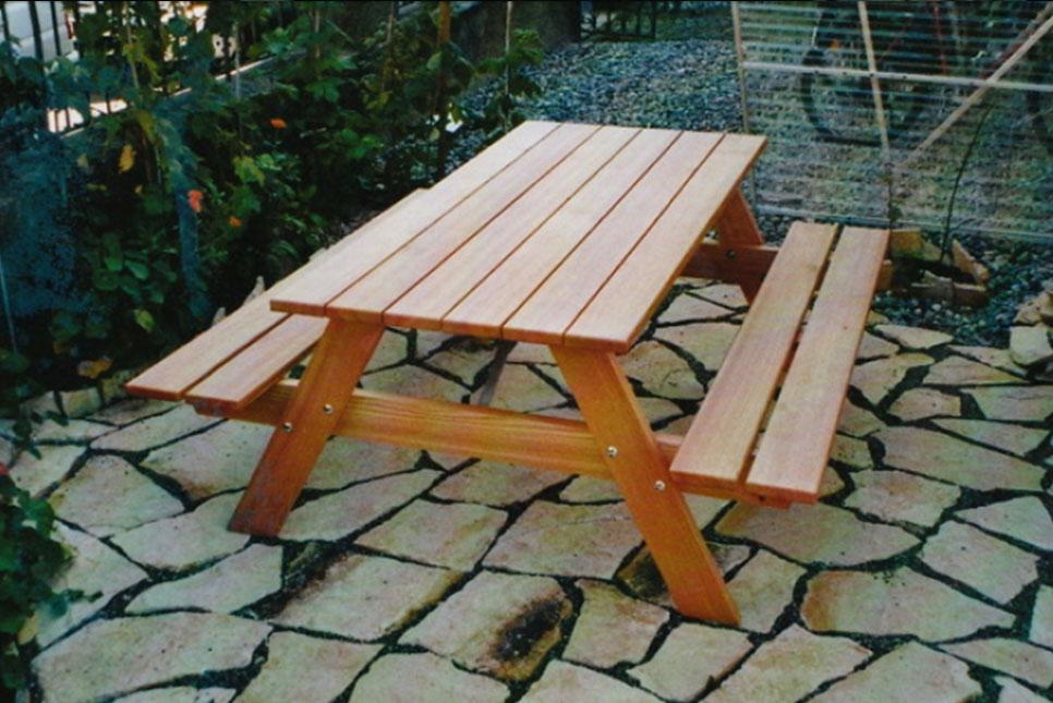 Gartenmöbel Gartentisch
