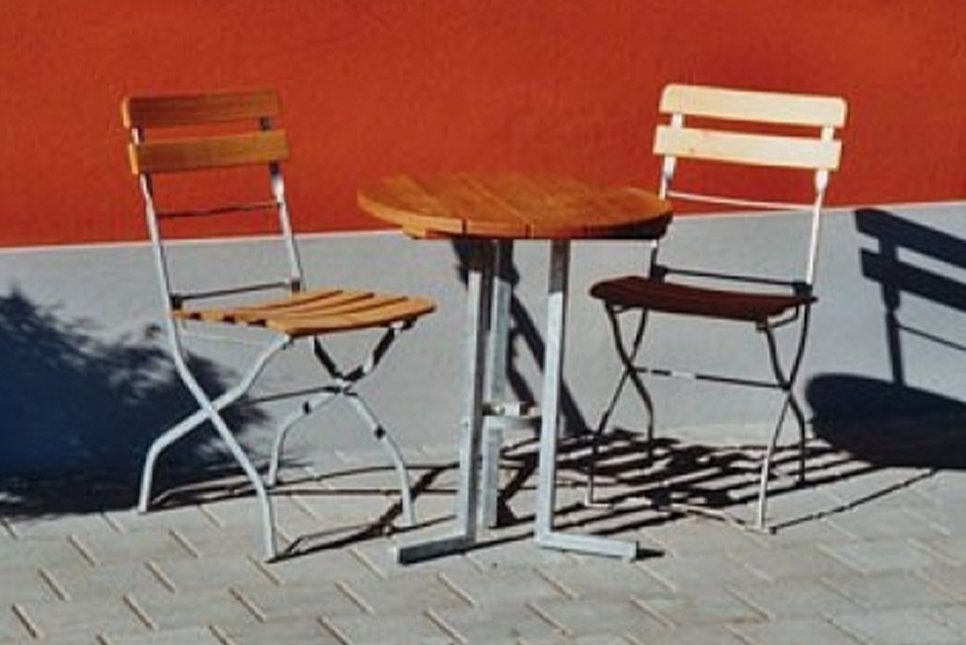 Gartenmöbel Tisch